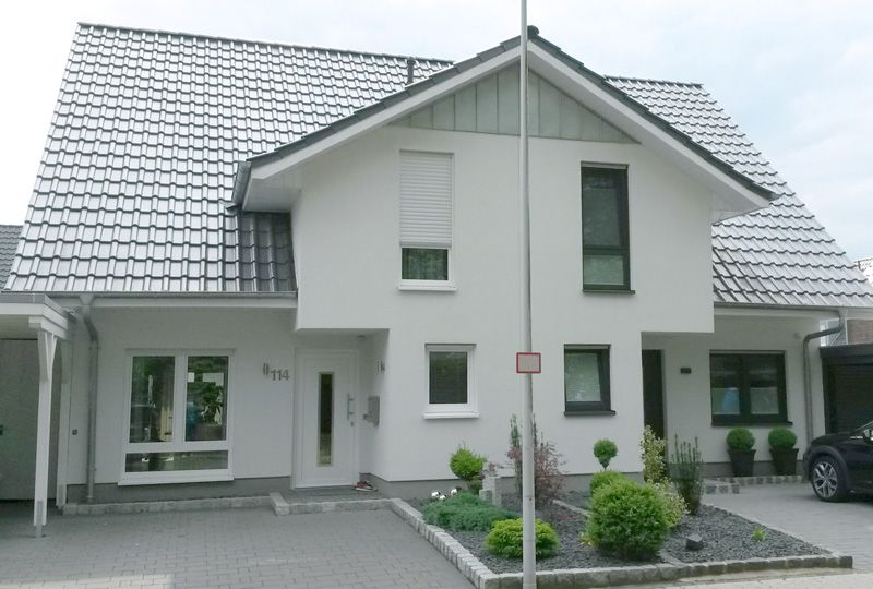 Doppelhaus Arning Bauunternehmung Gmbh Steinfurt